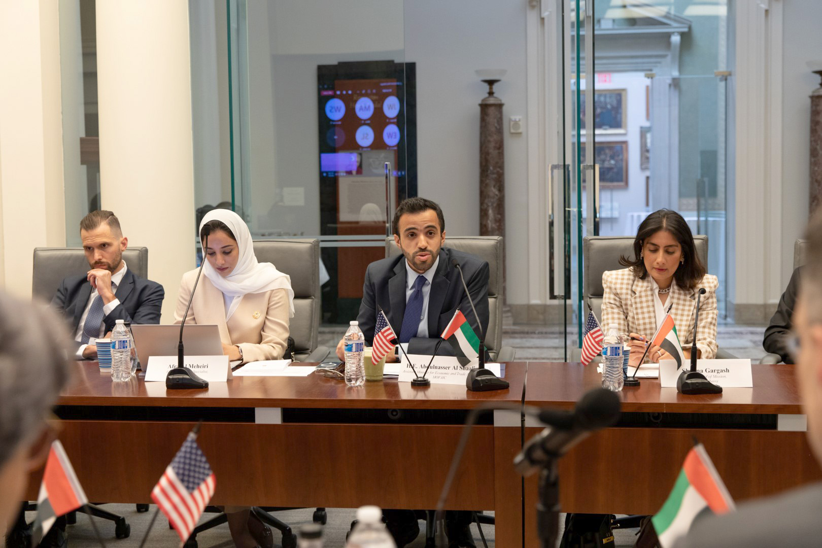 Joint Statement on the Eighth US-UAE Economic Policy Dialogue