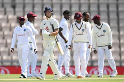 England vs West Indies Test 2020