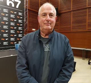 Roger Michell - Rueda de prensa de La decisión