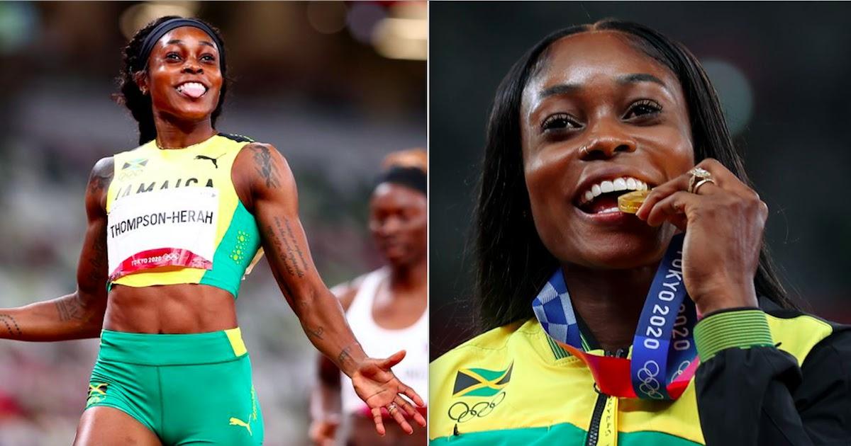 Facebook Mistakenly Blocks Olympic Sprinter Elaine Thompson-Herah From Instagram