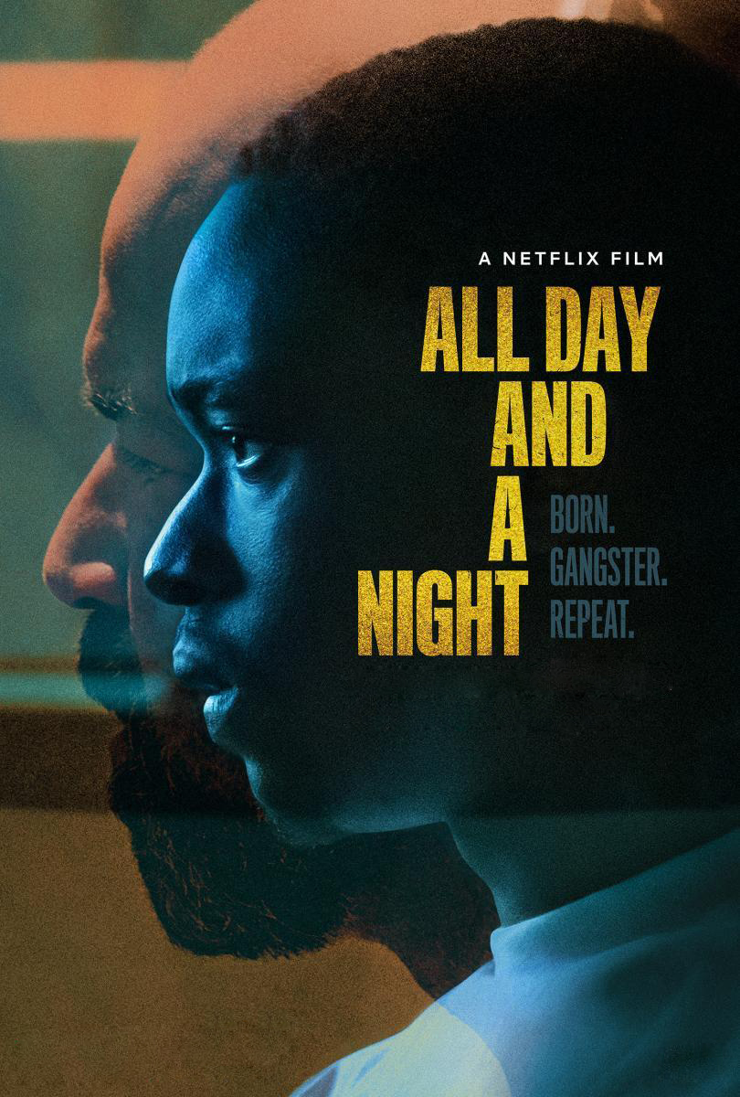 All Day and a Night [2020] [CUSTOM HD] [DVDR] [NTSC] [Latino]