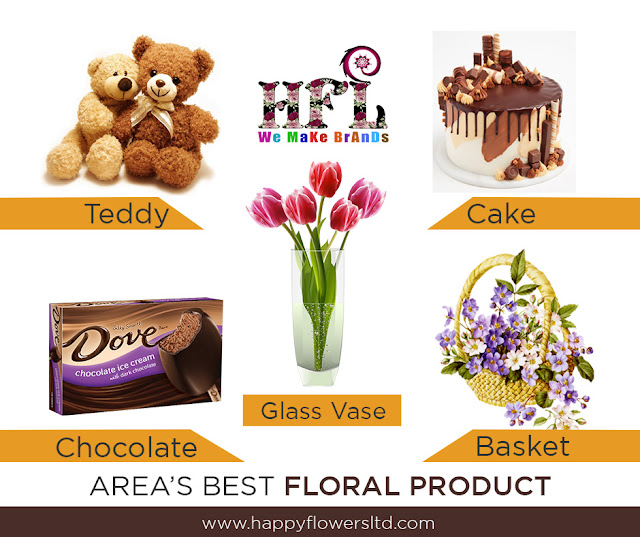Floral Products in India
