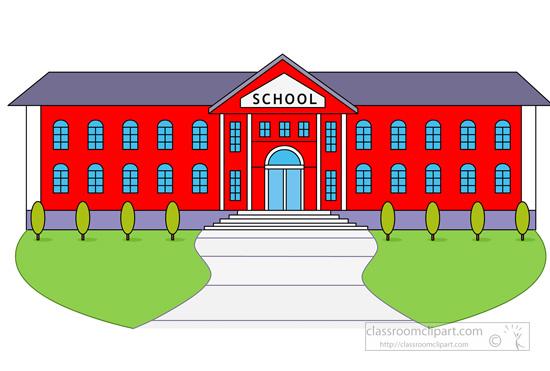 Download Gambar Sekolahan Kartun Png Cikimm Com
