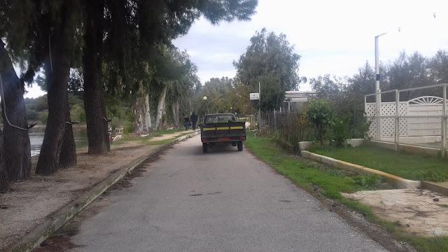 Ήγουμενίτσα: Τον ποδηλατόδρομο Ηγουμενίτσας καθαρίζει συχνά ο δήμος...