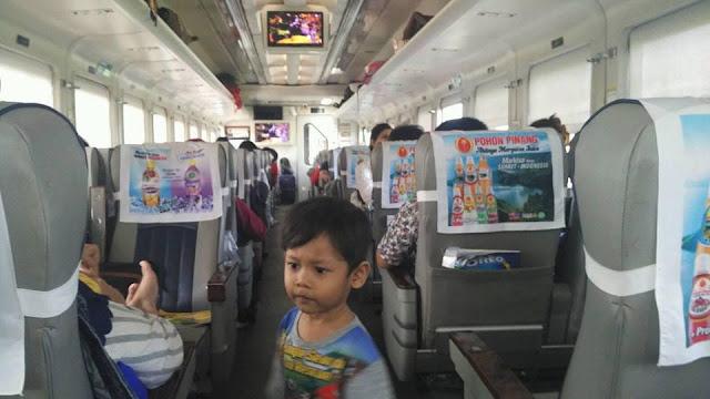 travelling hemat dan cepat sampai dengan naik kereta