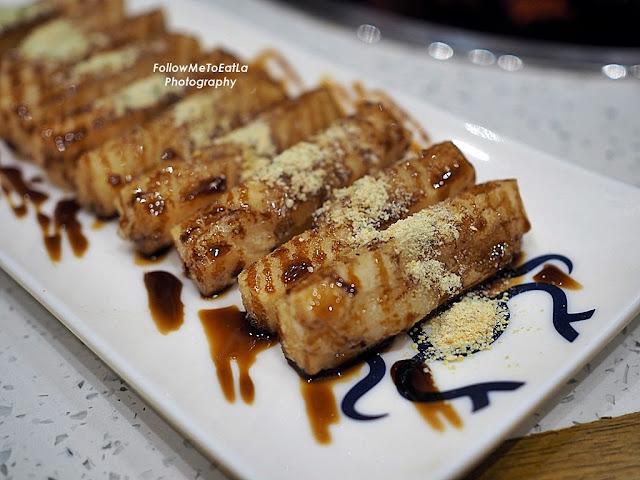 Brown Sugar Glutinous Rice Cake RM 15