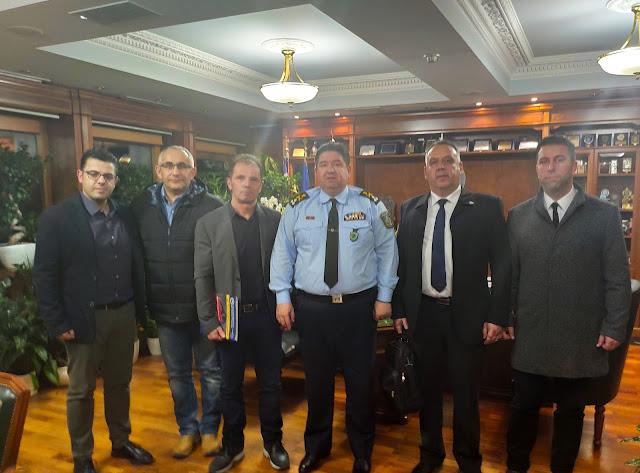 Γιάννενα: «Συνάντηση Του Προεδρείου Της Ε.Α.Υ.Ι Με Τον Αρχηγό Της ΕΛ.ΑΣ Προχωρά Η Ίδρυση Του Αστυνομικού Σταθμού Αερολιμένα Ιωαννίνων