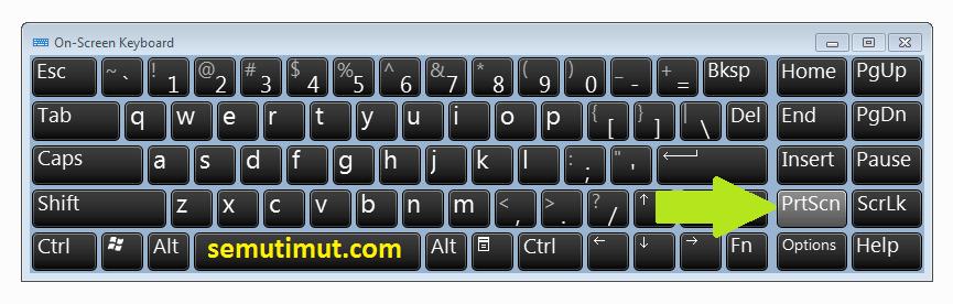 Cara Screenshot Laptop Acer Windows 7 8 10 Gambar Semutimut Tutorial Hp Dan Komputer Terbaik