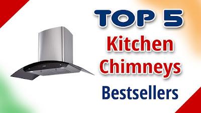 Best Brands for Kitchen Chimneys