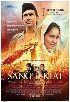 Nonton Film Sang Kiai (2013)
