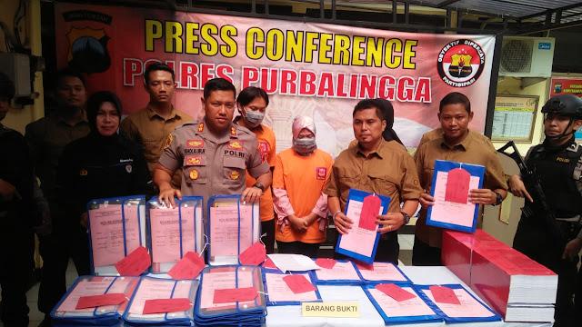 Mantan Kades Arenan Purbalingga Ditetapkan sebagai Tersangka Tindak Pidana Korupsi APBDes