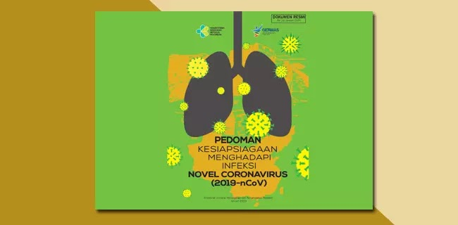 Pedoman Kesiapsiagaan Menghadapi Infeksi Virus Corona - Novel Coronavirus (2019-nCoV)