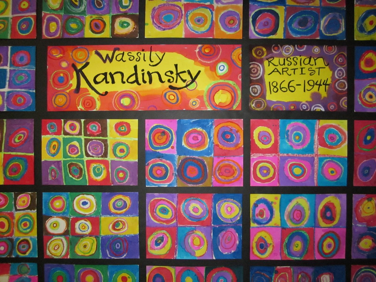 Time For Art Kandinsky S Circles