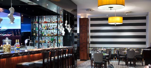 Ресторан Borsalino, отель «Англетер»