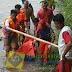 Pria Tanpa Identitas Ditemukan Membusuk Di Sungai Lampir Gringsing