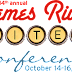James River Writers' Conference 2016: The Agent Dating Game