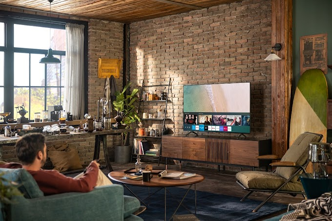 Experience a smarter viewing experience with Samsung's NEW TU8000 Crystal UHD TVs