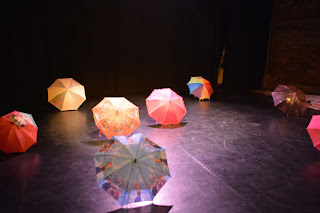 Danza paraguas