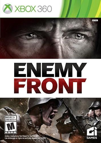 Enemy Front Xbox 360 Region Free Español