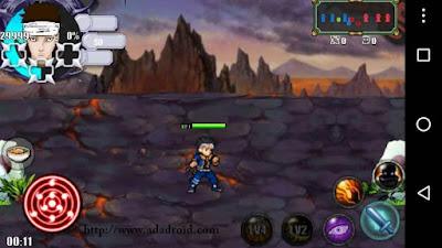 Aliansi Shinobi Mod Apk Update