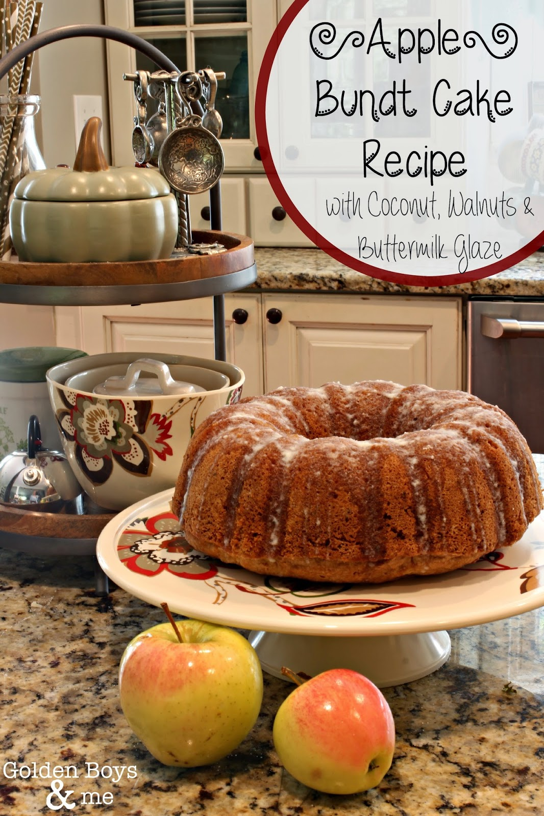Golden Boys And Me Recipe Our Favorite Apple Cake