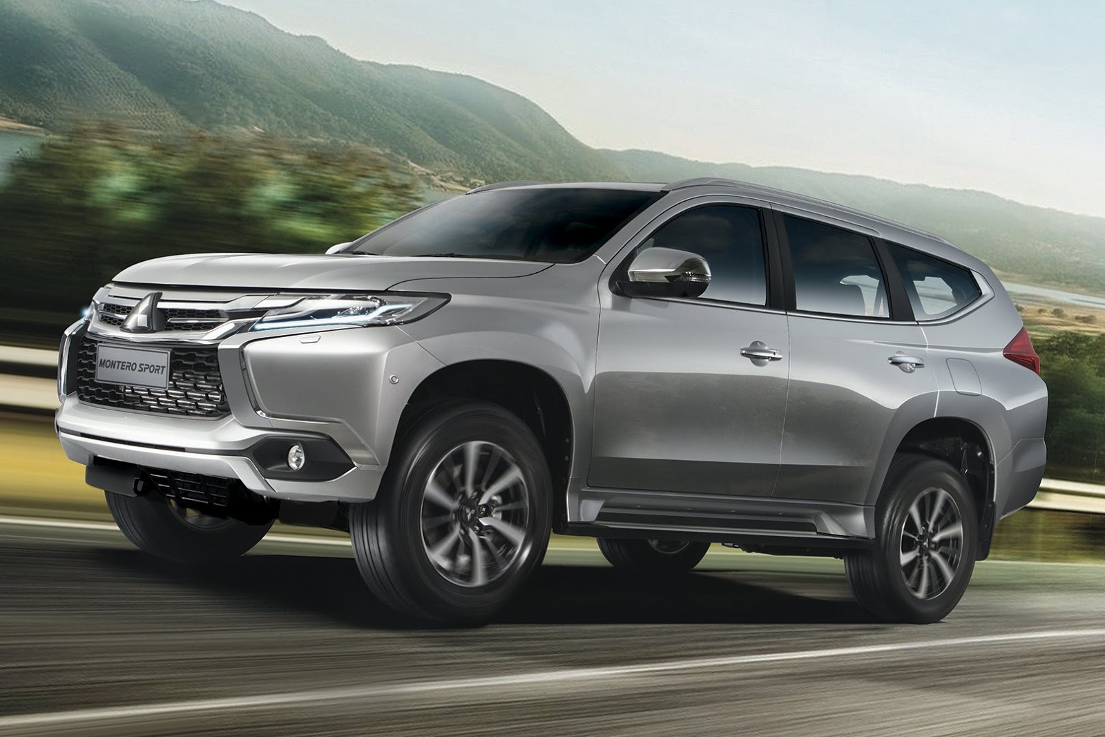 mitsubishi montero sport tops mid-sized suv sales in february