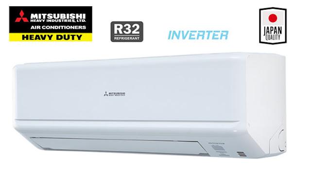 Điều hòa hai chiều Mitsubishi Heavy Inverter SRK/SRC25ZSPS-S5