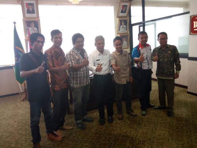 Bupati Sarankan PWI OKI Musyawarah Mufakat