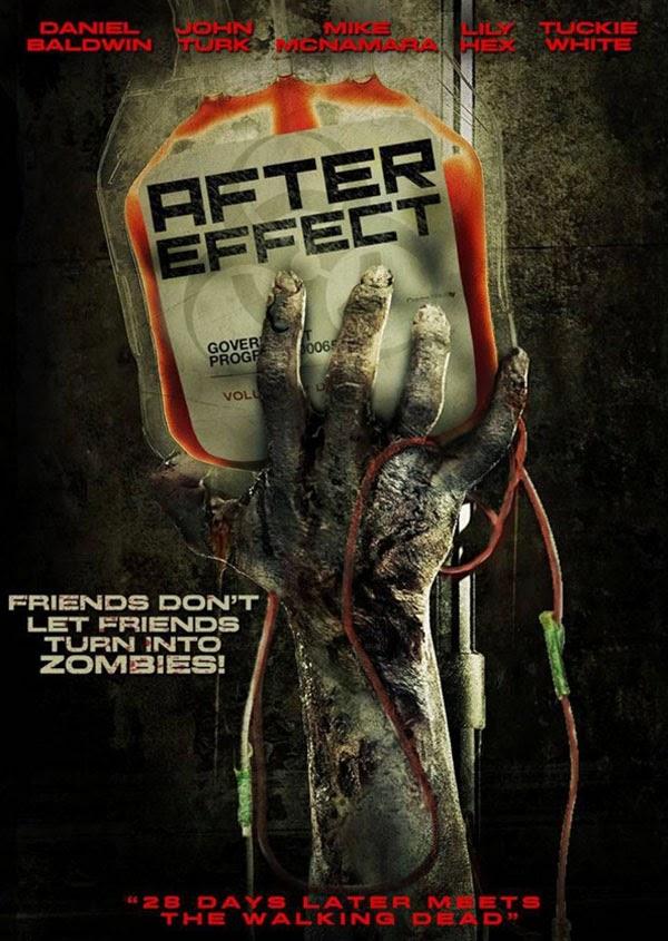 After effect: gli amici non ti fanno trasformare in Zombie