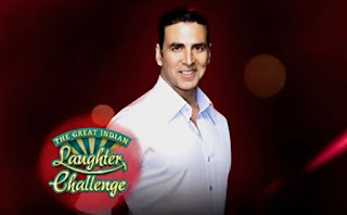 The Great Indian Laughter Challenge 2019 season 6 judge Akshay kumar