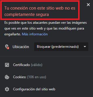 Conexión segura en Chrome y Blogger - Charkleons.com