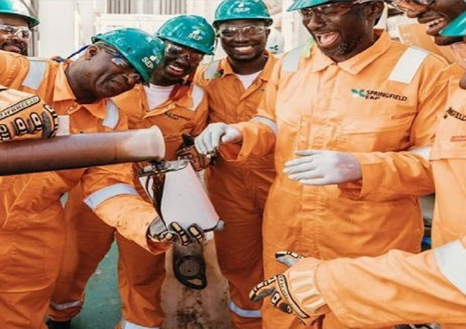 Springfield Group to position Ghana as major oil country after discovering 1.5bn barrels of oil