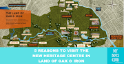 5 Reasons To Visit  Land of Oak & Iron Heritage Centre (AD)