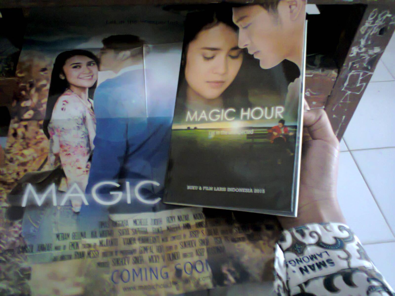 MAGIC HOUR NOVEL PDF DOWNLOAD