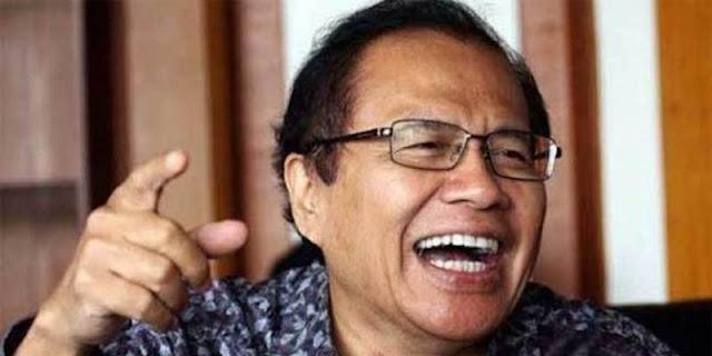 "Rizal Ramli: Pidatonya ""Roket"", Hasilnya Terbalik Jadi ""Tekor"""
