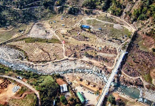GTA informs Darjeeling DM to relocate Jamuni tourism project