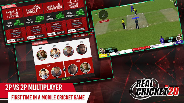 Download Real Cricket™ 20 Mod Apk (Money)