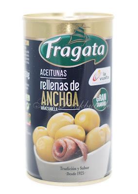 Ángel Camacho aceitunas fragata