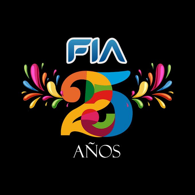 Programación FIA 2018, del 09 al 19 de agosto