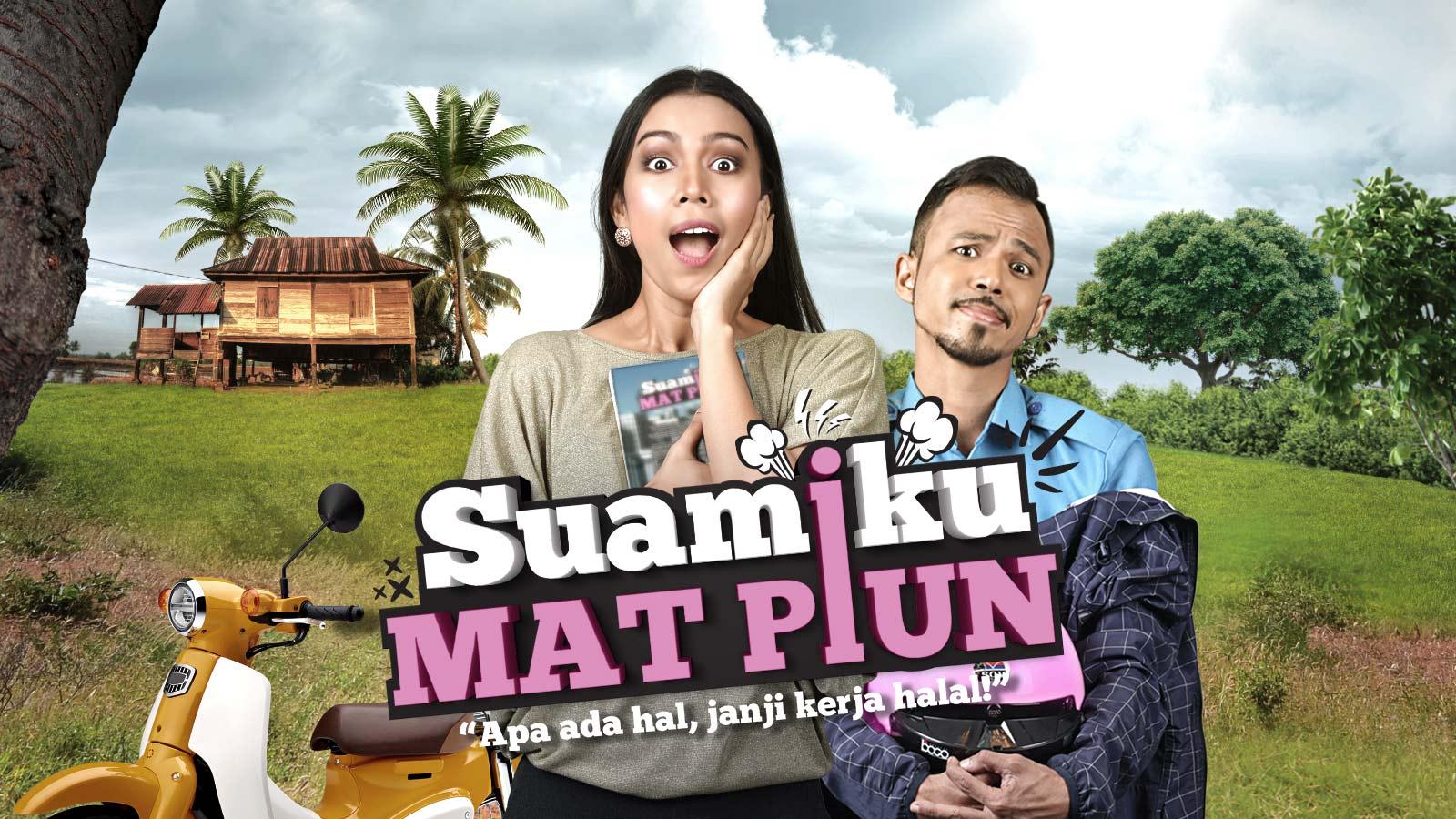 Drama Suamiku Mat Piun (2018) TV3