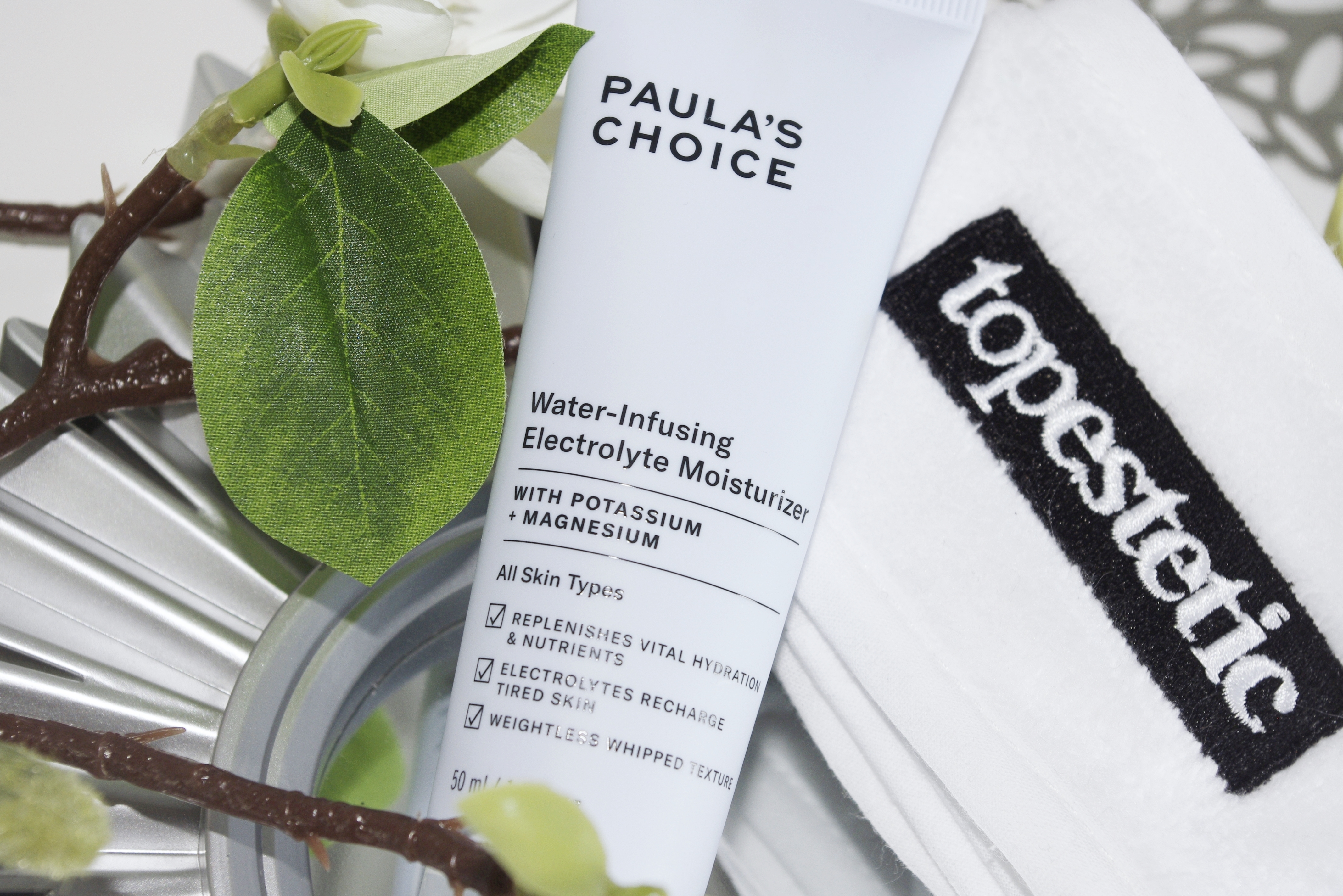 Paulas Choice Water - Infusing Electrolyte Moisturizer