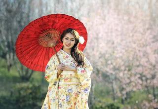 Kebiasaan Wanita Jepang untuk Memiliki Tubuh Ideal & Langsing