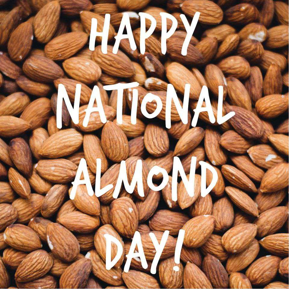 National Almond Day Wishes Sweet Images