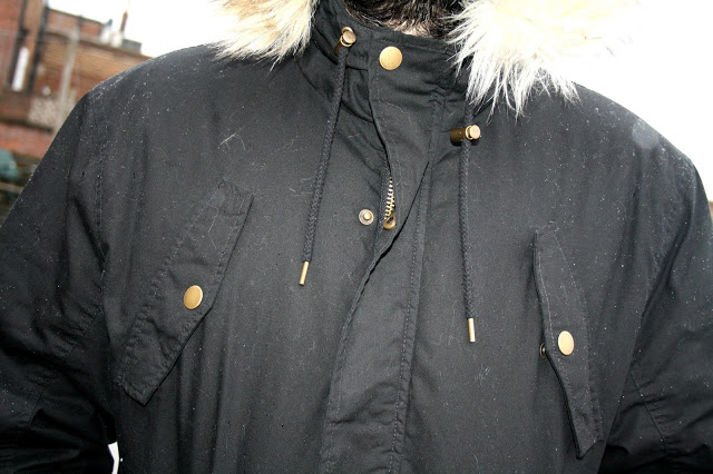 Label J Parka from Jacamo