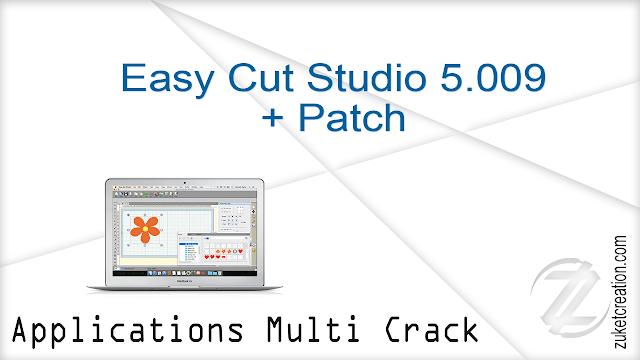 Easy Cut Studio 5.009 + Patch