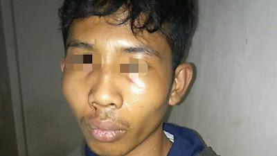 Pria di Tebingtinggi Ini Bobol Toko dan Curi 42 Unit Hp, Kini Ditangkap Polisi