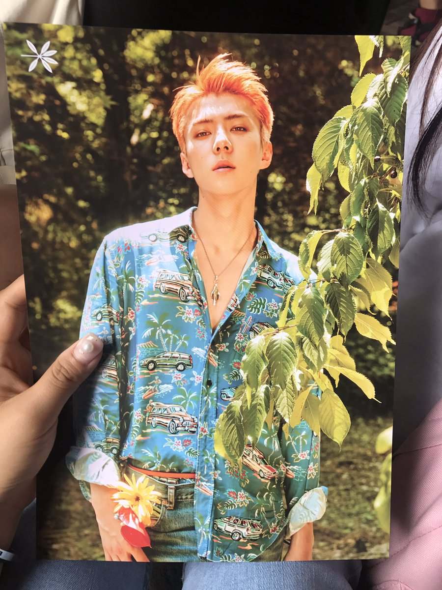 [FAN-ACCOUNT] 170721 EXO filming for #KoKoBop comeback stage on KBS Music Bank