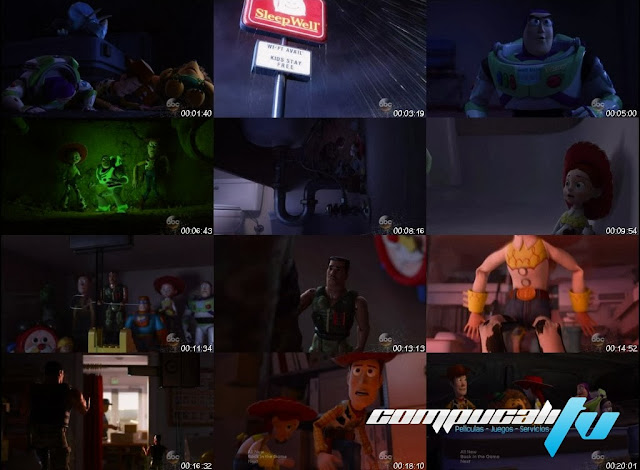 Toy Story of Terror DVDRip Latino