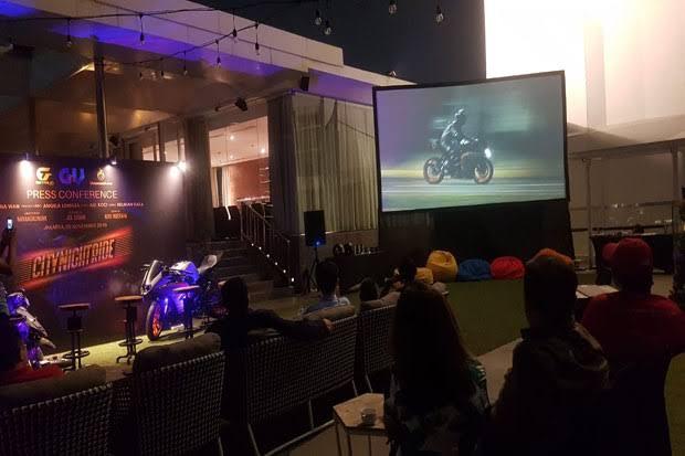 """Komunitas Pecinta Kendaraan Roda Dua Luncurkan Film Pendek """"Tambul"""""""