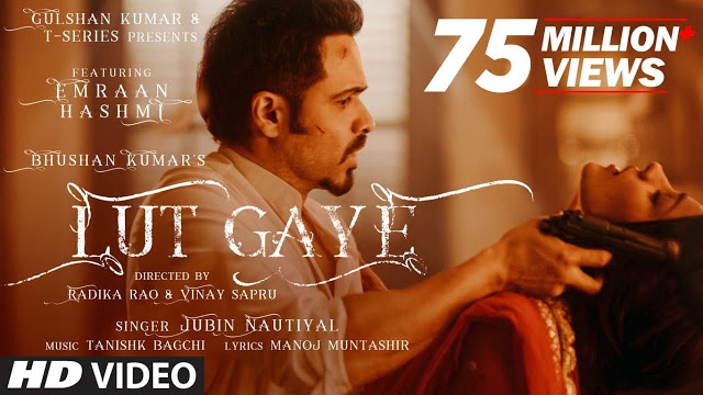 Lut Gaye Lyrics - Jubin Nautiyal